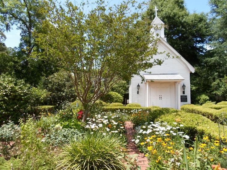 Church At The Cresent House Valdosta Ga Taken By Me