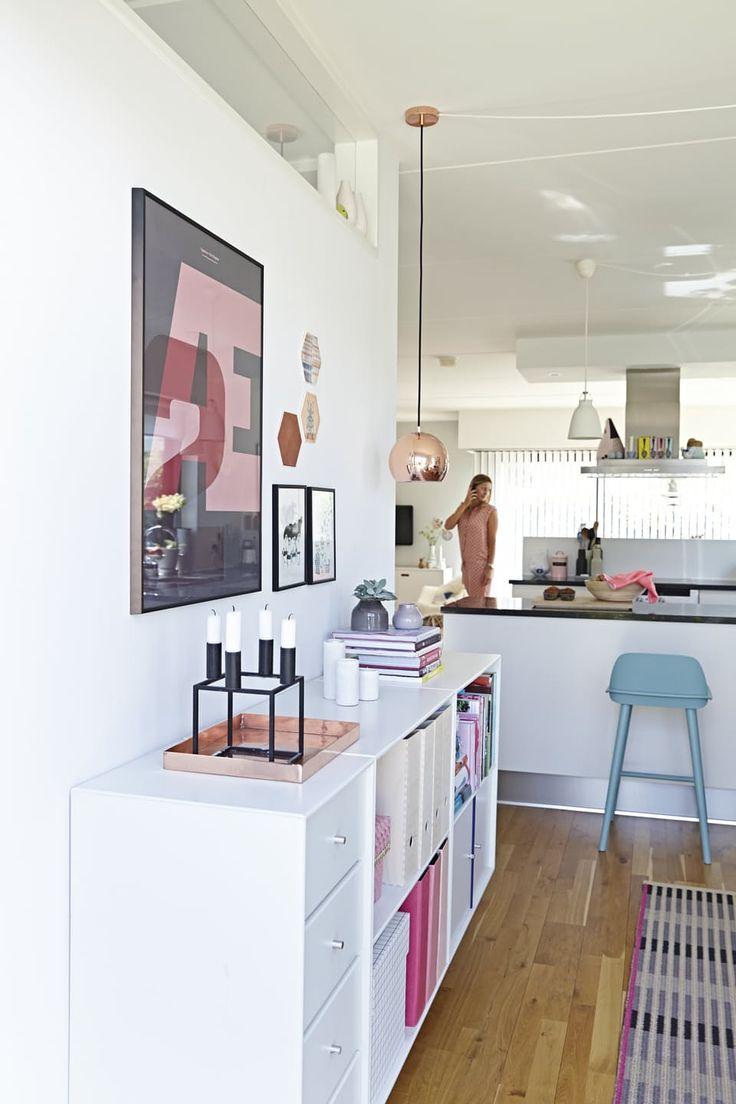 Nybygget hus med charme og personlighed | Boligmagasinet.dk