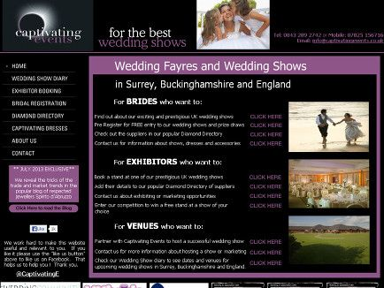 Plymouth Wedding Fayre 8th Sept