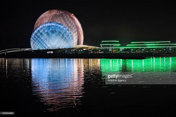 Image result for zhuhai opera house night