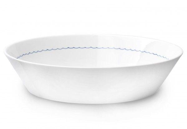 Kyst salad bowl bowl waves KY47780 - Kyst salad bowl bowl waves - collections