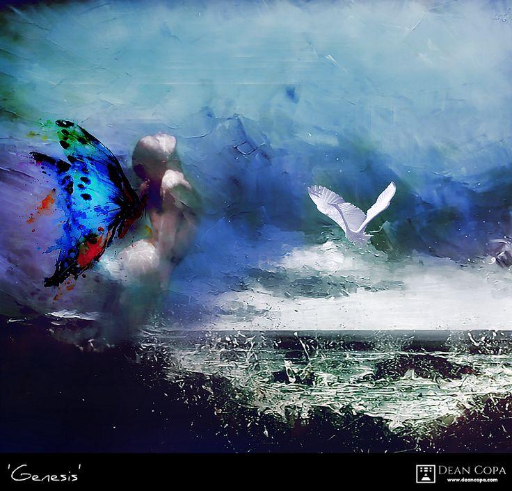 """""""Genesis"""" 2016 by Dean Copa."""