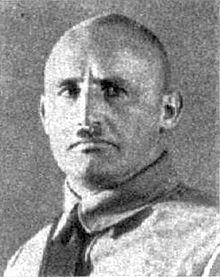 """Julius Streicher – Herausgeber des antisemitischen Hetzblattes """"der Stürmer"""""""