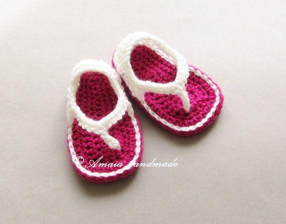 19 best babyschuhe images on Pinterest | Babyhäkelei, Schuhe häkeln ...