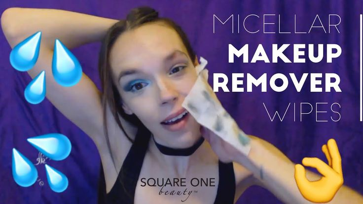 SQUARE ONE BEAUTY MICELLAR MAKEUP REMOVER WIPE REVIEW   MAKEUP CITY