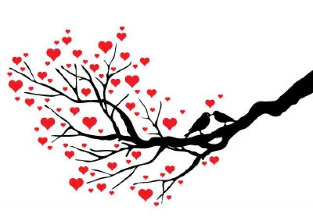 Wedding Gift Clipart Free : arvore com corac?es png - Pesquisa Google Arvores elementos ...