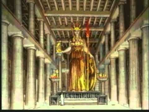 Living History Living in Ancient Greece - YouTube