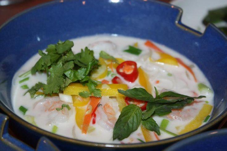 Coconut Thai Soup