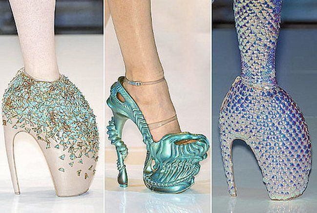 Alexander McQueen Most Expensive Shoes