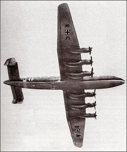 Focke-Wulf TA-400