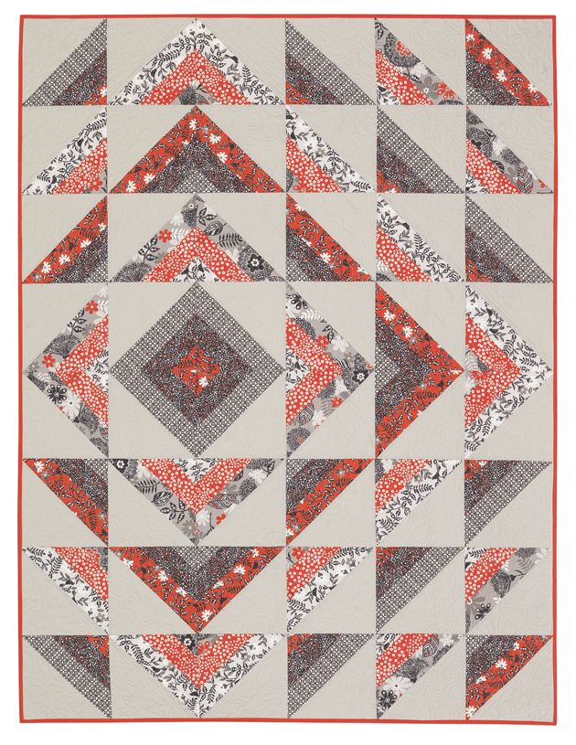 jelly roll love this quilt