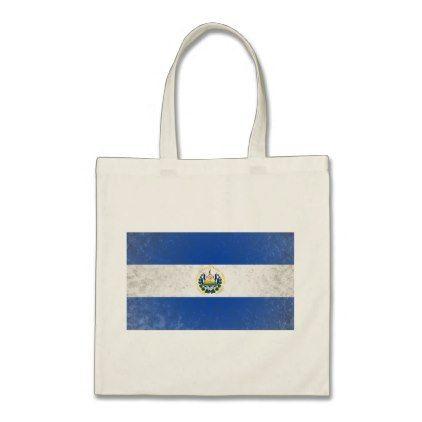 El Salvador Tote Bag - holidays diy custom design cyo holiday family