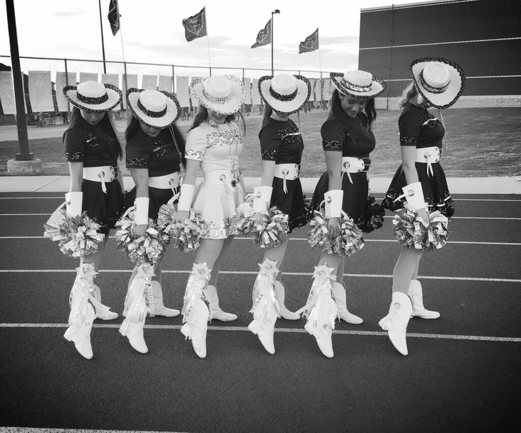 Senior Drill Team photo idea
