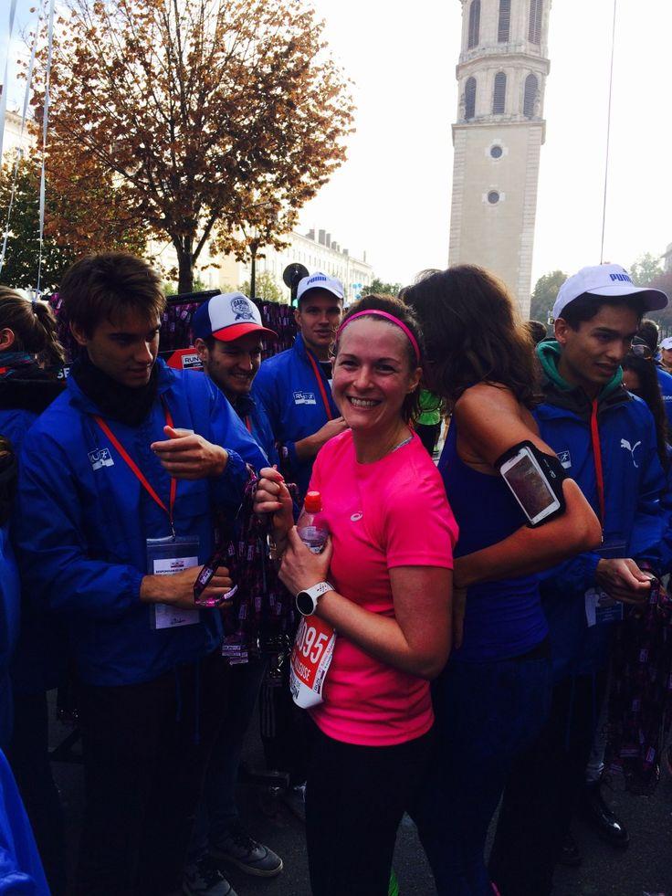 Semi-Marathon Run in Lyon 2015