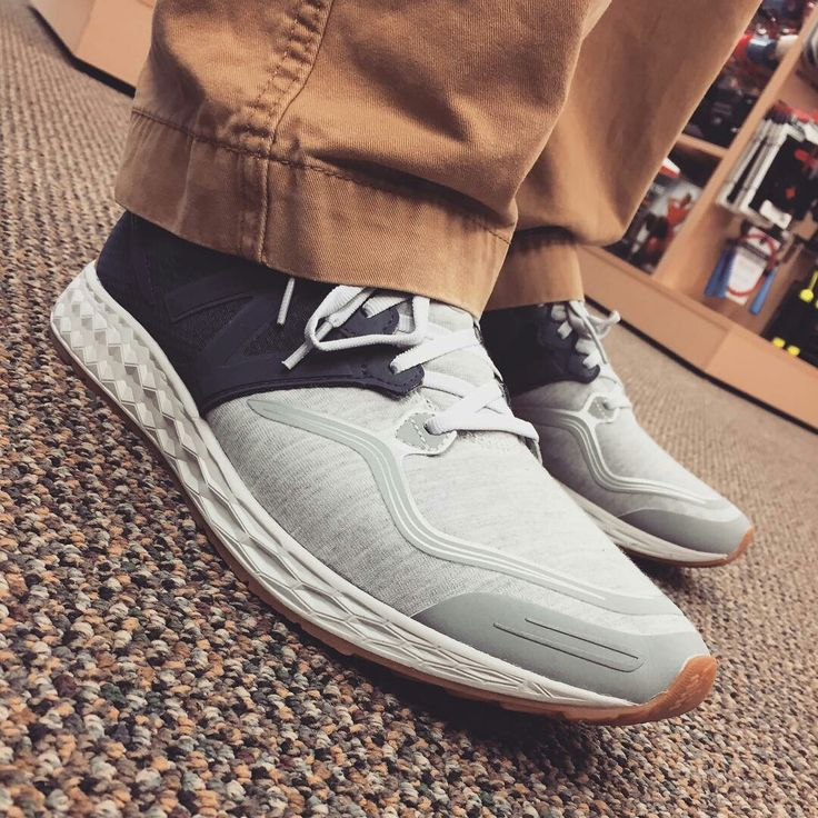 Avery is testing out another new arrival Omega Sports - Men's NB ML1980AN - #newbalancelifestyle