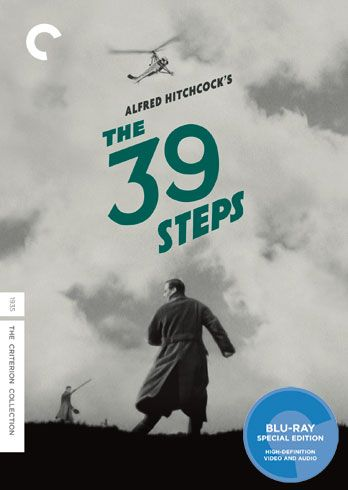 The 39 Steps #56 Another great Hitchcock early film.  The way this film is pieced together is pure genius. Find this film on DVD, Blu-ray of hulu plus