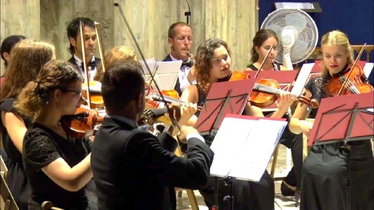 Händel: Lentement & Allegro · Encore from Fireworks Music · Sohm · 2017