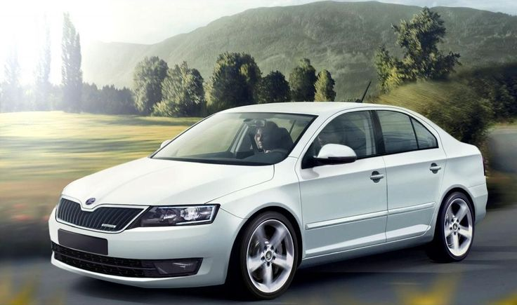 2017 Skoda Rapid Concept and Change   2017,2018,2019 Car Guide