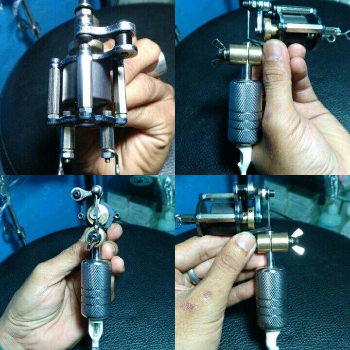 Jr rotary tattoo machine