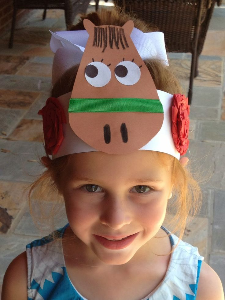 1000 images about kentucky derby preschool on pinterest for Craft hats for kids
