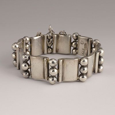 Hector Aquilar Silver Book And 3 Bead Bracelet My Favorite Jewelry In 2018 Pinterest