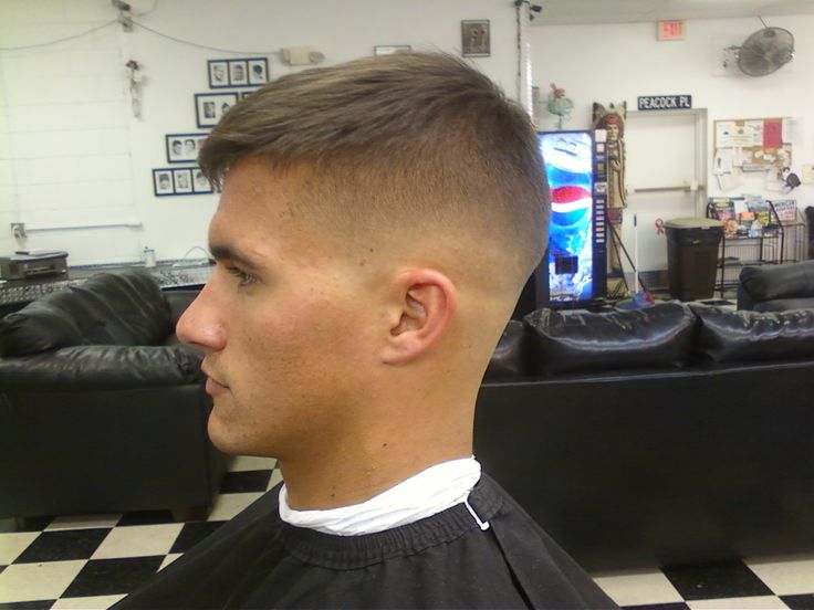 Hair Style Zero: Great Transition From Skin Fade To Longer Top.