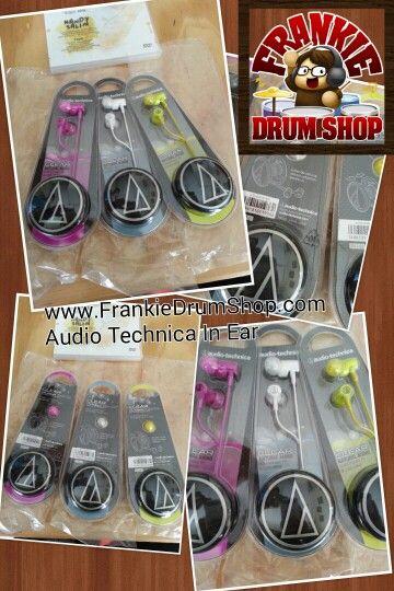 Audio Technica in Ear Monitor with Cord Case (kotak kabel) @200.000 Free Ongkir jabodetabek #FrankieDrumShop http://www.frankiedrumshop.com/1553-audio-technica-in-ear-monitor-with-cord-case.html