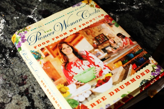 Review of Ree Drummond's The Pioneer Woman Cooks - Food from My Frontier cookbook a chance to win 1 of 5 copies!