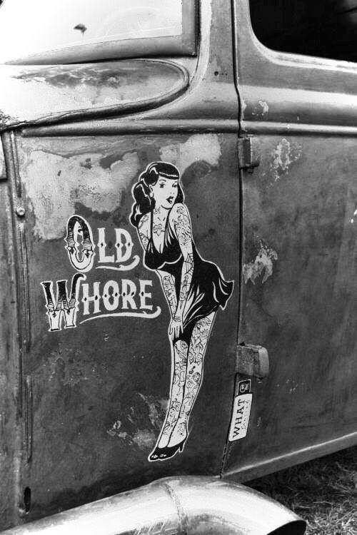Rockabilly~Old whore