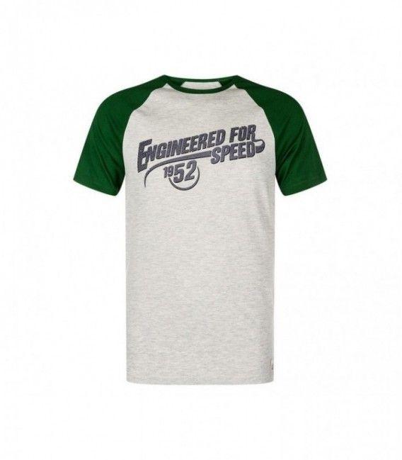 CAMISETA DE MANGA CORTA ENGINEERED FOR SPEED MARCA KAWSAKI: La única e irrepetible camiseta Engineered for Speed.