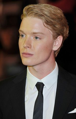Freddie Fox of Cucumber and Banana