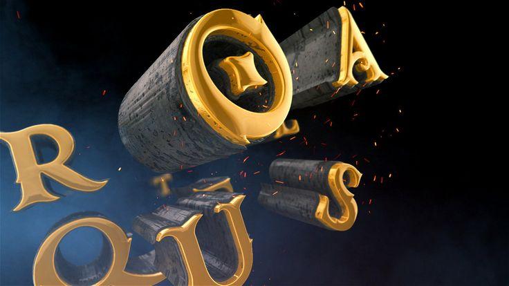 Royal Quest logo on Vimeo