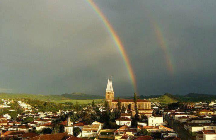 Guaxupé, no Sul de Minas. Fotografia de Marcos Conti