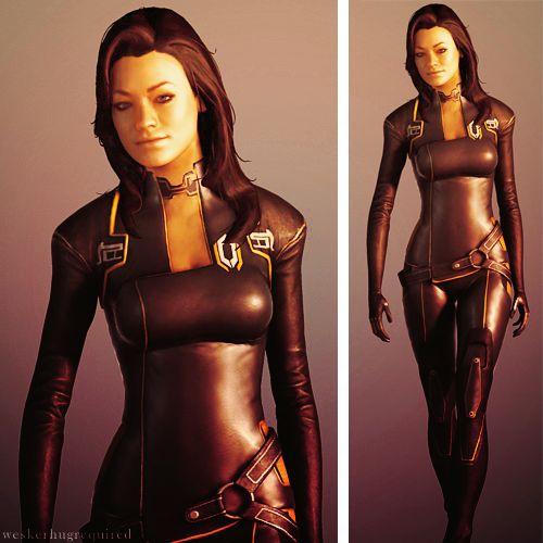 Miranda - Mass Effect
