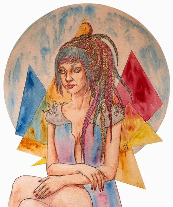 La Gioconda by Sara Sapkowska