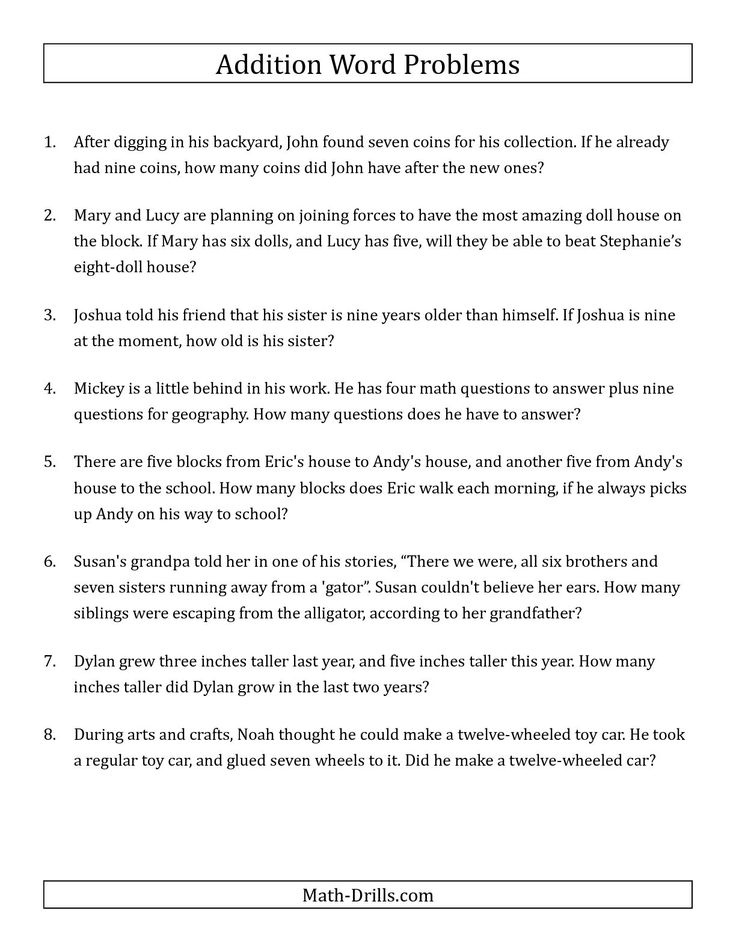 19 best word problems images on Pinterest | Word problems, Math ...