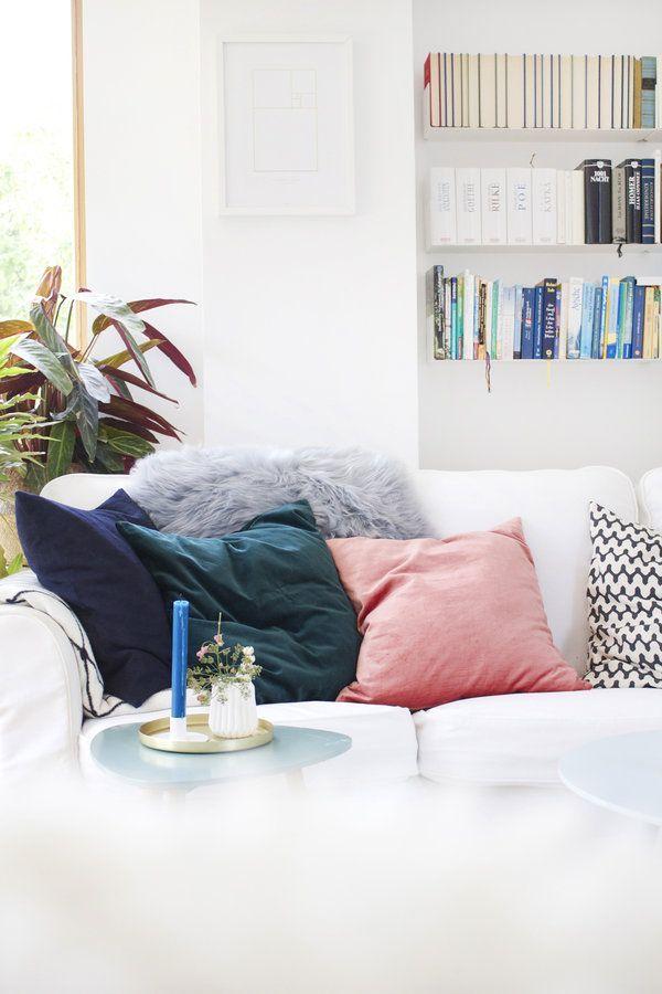 939 best #Wohnzimmer images on Pinterest - wohnzimmer weis rosa