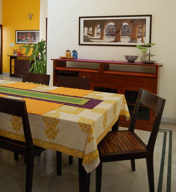 IFB bangalore guesthouse designed for Fabindia #indianhomes
