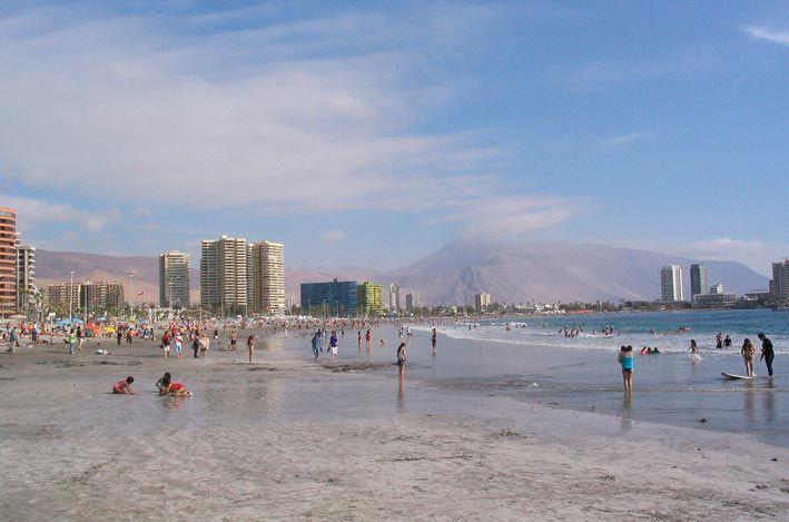 lugares turisticos de Chile Iquique