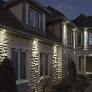 10 Best Soffit Lights Images On Pinterest Exterior Lighting Outdoor Lighting And Lighting Ideas