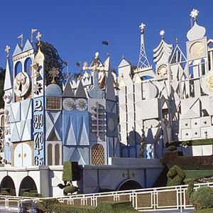 """Taking a ride on Disney's (DIS) """"It's a Small World"""" is traumatic enough, with its relentlessly thumping soundtrack and those animatronic children staring ..."""