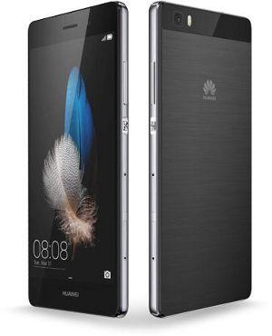 Android 5.0.1 Lollipop pattern lock 9 dots screen unlock of Huawei P8 Lite ALE-L21 phone preserving data
