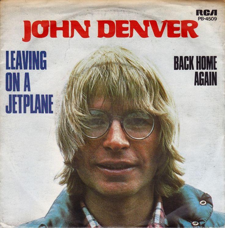 Leaving On A Jetplane - John Denver | Products I Love | Pinterest