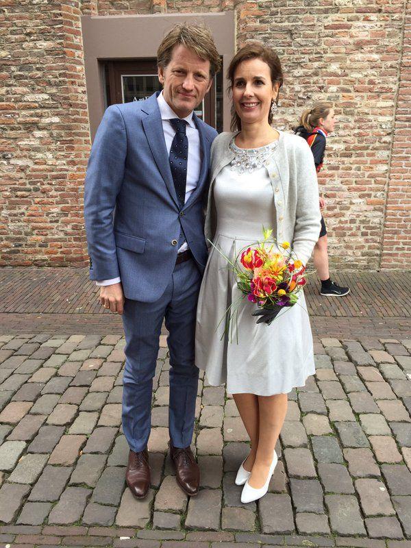 Koningsdag 2016. Prins Pieter-Christiaan en Prinses Anita