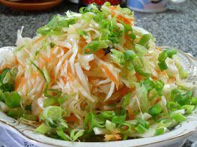 Самые вкусные рецепты: Быстрая остренькая капуста