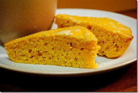 Pumpkin cornbread | A Yummy Yummy YUMMY! | Pinterest
