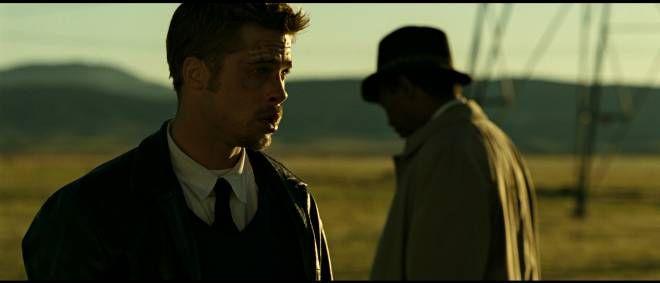 Seven il film di David Fincher con Brad Pitt Kevin Spacey Morgan Freeman