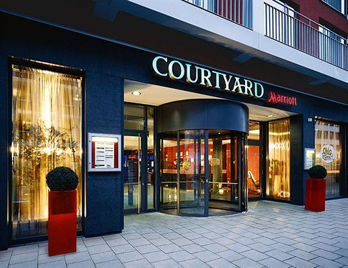 Cute Courtyard by Marriott Munich City Center is centrally located in Munich convenient to Karlsplatz