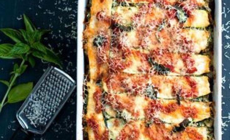 Ricetta salva spesa: Lasagne di zucchine vegetariane