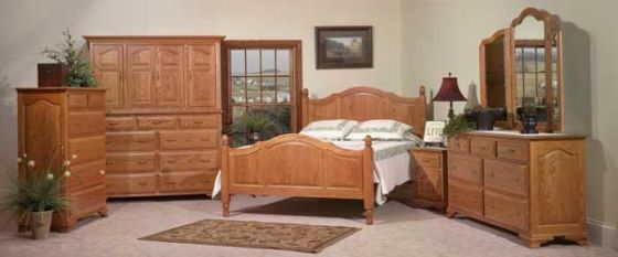 Choose Amish Bedroom Furniture and enjoy a Lifetime of Durable Luxury